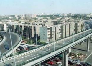 """""""مرور القاهرة"""": وقف أعمال إصلاح فواصل كوبري أكتوبر"""