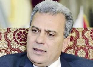 جابر نصار يتفقد تجديدات دار الضيافة بالحرم الجامعي