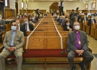 حجز إلكتروني قبل الزيارة.. إجراءات مشددة بالكنائس لمواجهة كورونا