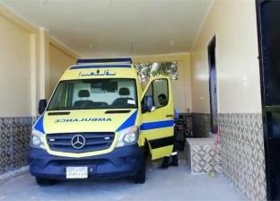 بالفيديو| أهالى القرية بنوا «وحدة إسعاف» على حسابهم: عملنا اللى علينا