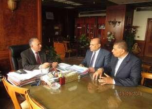 وزير الري يوجه بإزالة كل التعديات على نهر النيل دون استثناءات