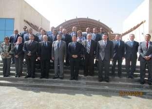 العاصمة الإدارية تستقبل سفراء الدول في جولة تعريفية