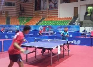 اليوم.. بدء تدريبات الدول المشاركة في بطولة القارات لتنس الطاولة بشرم الشيخ
