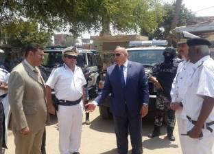 ضبط 43 متهما في حملة أمنية بالجيزة