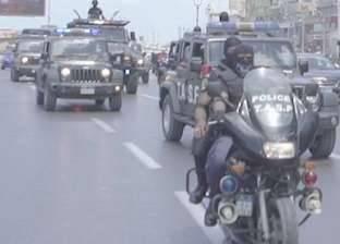 مديرو الأمن يتفقدون تأمين المنشآت الحيوية تزامنا مع الحرب على الإرهاب