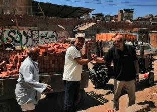 رفع أكثر من 300 طن قمامة من شوارع المحلة