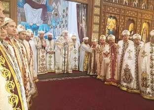 5 كلمات بـ«عظة البابا تواضروس» لكهنة الإسكندرية الجدد