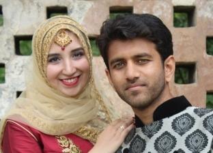 27 مليون مشاهدة لأغرب قصة حب وزواج بين هندي ومصرية: اتقابلنا صدفة