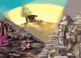 رسوم متحركة ترصد معاناة الأطفال فى الحروب: «اغتراب»