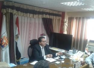 """وكيل """"تعليم جنوب سيناء"""" يطالب بضرورة متابعة تطبيق المنظومة الجديدة"""