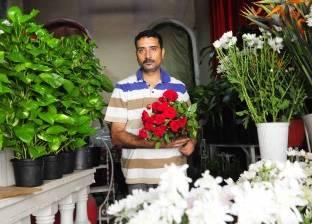 محل زهور من أيام الملكية: هنا مر «هيكل» وإسماعيل ياسين