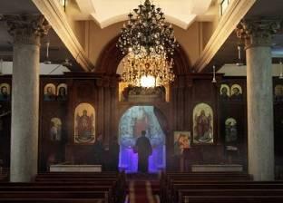 العائلة المقدسة توزع بركاتها.. من دير «العذراء» إلى «الأنبا بولا»