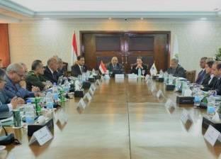 بدء الاجتماع الثالث لبحث منظومة النظافة برئاسة وزير التنمية المحلية