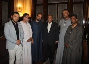 تعيين محمد مسعد نائبا للنقيب العام للفلاحين الزراعيين