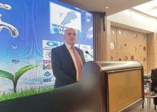 وزير الري: 50% من سكان العالم يعانون من ندرة المياه