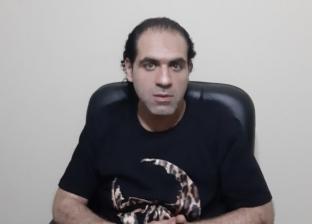 """نجل محمد نجم يكشف لـ""""الوطن"""" مفاجآت في إصابة والده بالجلطة قبل وفاته"""