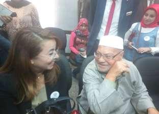 وزيرة التضامن الاجتماعي تفتتح فرع بنك ناصر بعد تطويره في الإسكندرية