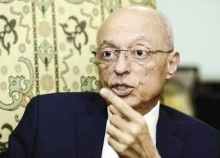 عاجل| طاهر أبو زيد ينفي وفاة سامح سيف اليزل
