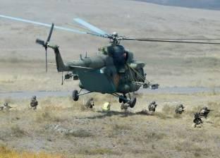 مناورات عسكرية ضخمة بين روسيا وطاجيكستان قرب الحدود الأفغانية