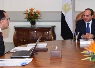 بعد تصديق السيسي.. حظر توصيل المرافق للعقارات المتخلفة عن سداد الضريبة