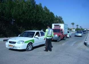 «المرور» للمواطنين: ممنوع الركوب بصندوق سيارات النقل