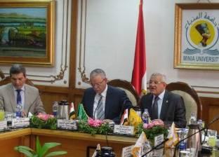 رئيس جامعة المنيا: إعلان القدس عاصمة لإسرائيل سيزيد التطرف والإرهاب