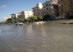 توقف حركة الملاحة والصيد في رشيد وإدكو بالبحيرة