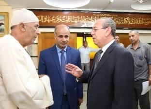 محافظ كفر الشيخ للمخالفين: تعالوا اتصالحوا.. ومواطن: عايز أدفع ومش قادر