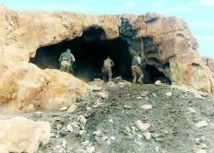 الجيش الثالث الميداني يواصل ملاحقة العناصر التكفيرية والإجرامية بوسط سيناء
