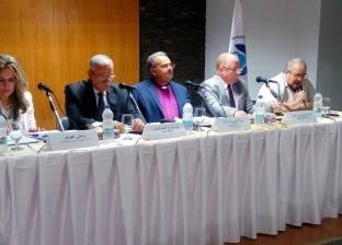 رئيس الطائفة الإنجيلية: الدولة تعيد بناء منظومتها بالتعليم والصحة