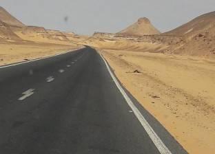 منع مرور سيارات النقل الثقيل داخل مدينة موط بالوادي الجديد