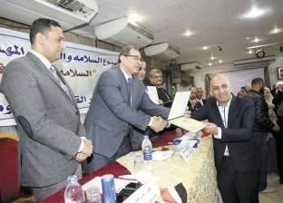 «سعفان»: انتخابات التنظيمات النقابية أوائل 2018