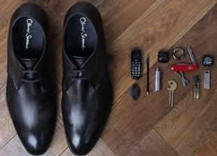 بالصور| حذاء للتجسس مزودة بكاميرا وهاتف صغير.. اعرف أسعارها