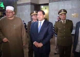 """محافظ الغربية الجديد يبدأ مهام عمله بزيارة """"السيد البدوي"""""""
