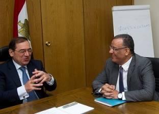 وزير البترول خلال حواره لـ«الوطن»