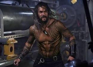 Aquaman يحافظ على مكانته للأسبوع السادس في دور العرض