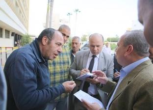 """""""طه"""" يكلف بتقسيط المتأخرات لصاحب مرسى.. والمواطن: شكرا لمعالي المحافظ"""