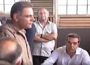 بعد منحهم الجنسية.. أحد الصيادين: رئيس الوزراء اليونانى قال «الناس دى بقت من الشعب».. و«مكرم»: «كنتم خير سفراء لمصر»