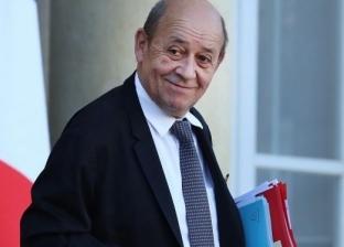 وزير خارجية فرنسا يصل الخرطوم للقاء البرهان وحمدوك