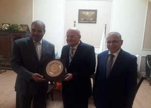 رئيس جامعة الأزهر: نجاح اللقاء القمي الـ29 لجوالي الجامعات المصرية