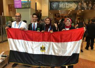 """فوز الفريق المصري المشارك في مسابقة """"ISEF"""" العالمية بـ4 جوائز"""