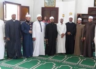 """""""أوقاف الإسكندرية"""" تنظم قوافل دعوية في مساجد العامرية عن أصحاب النبي"""