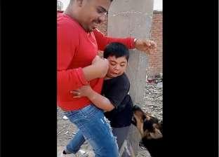 ما هي عقوبة المتهمين بترويع طفل معاق باستخدام كلب في قليوب؟