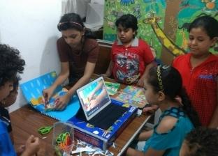 أطفال يشاركون فى «القومى للسينما» بفيلم كارتون: «نونا والصابونة»