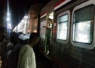 ضبط 68 بائعا متجولا في حملات بمحطات المترو والقطارات