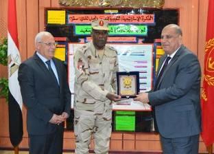 محافظة بورسعيد تستعرض خطة لمواجهة الأزمات والكوارث