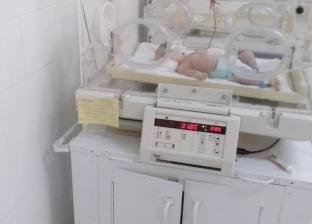 انتظام العمل بمستشفى مطوبس المركزي وعودة الأطفال للحضانات