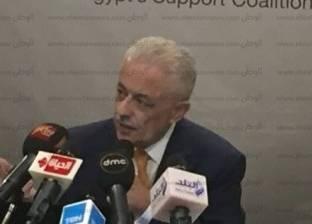 وزير التعليم: إدخال أنظمة الفايبر لـ 2535 مدرسة على مستوى الجمهورية