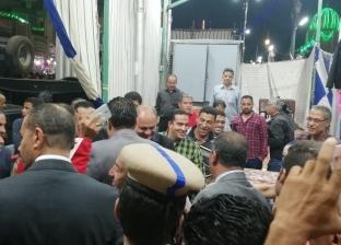 """محافظ الغربية لزائري مولد السيد البدوي: """"أنتم أمانة في رقابتنا"""""""