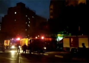 """""""الصحة"""": لا مصابين بـ""""حريق أبو الريش"""" في السيدة زينب"""